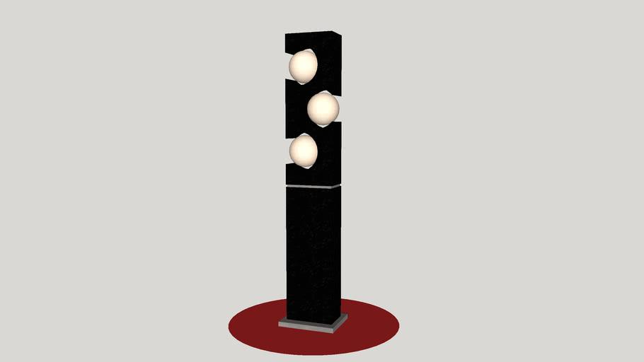 floor lamp, contemporary