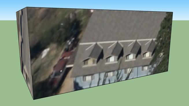 Bâtiment situé Watsonville, Californie, États-Unis
