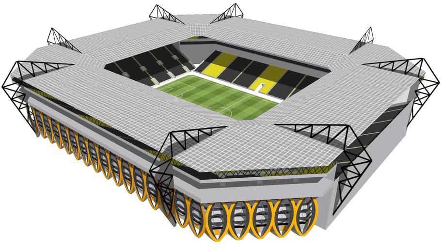 Borussia Schuren - East King Stadium