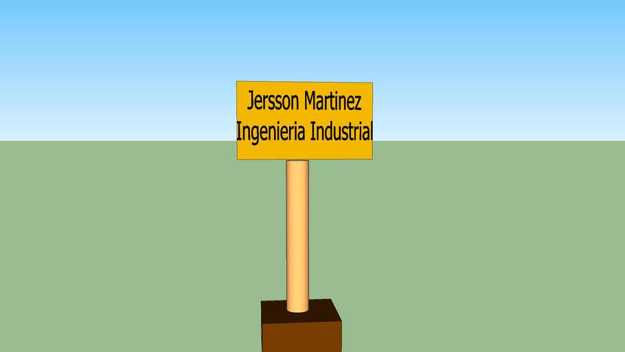 Portatarjeta Jersson Martinez