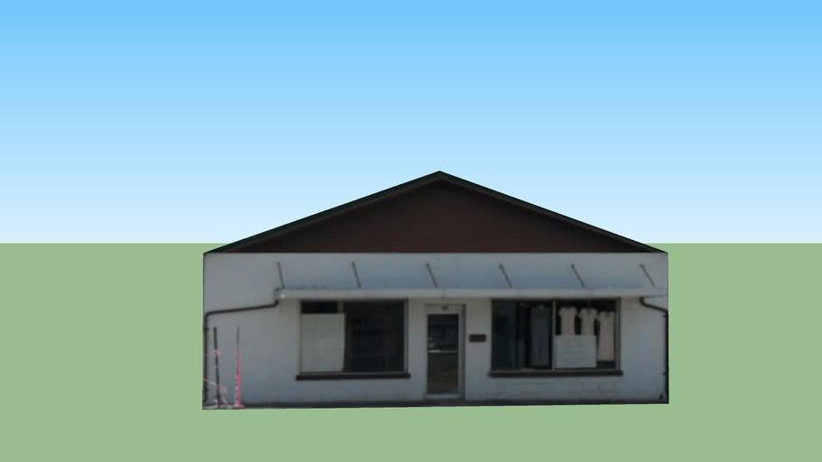 Building in Hodgenville, KY