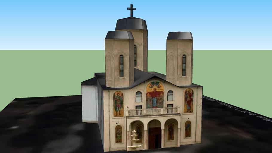 Biserica Acoperamantul Maicii Domnului, Titan