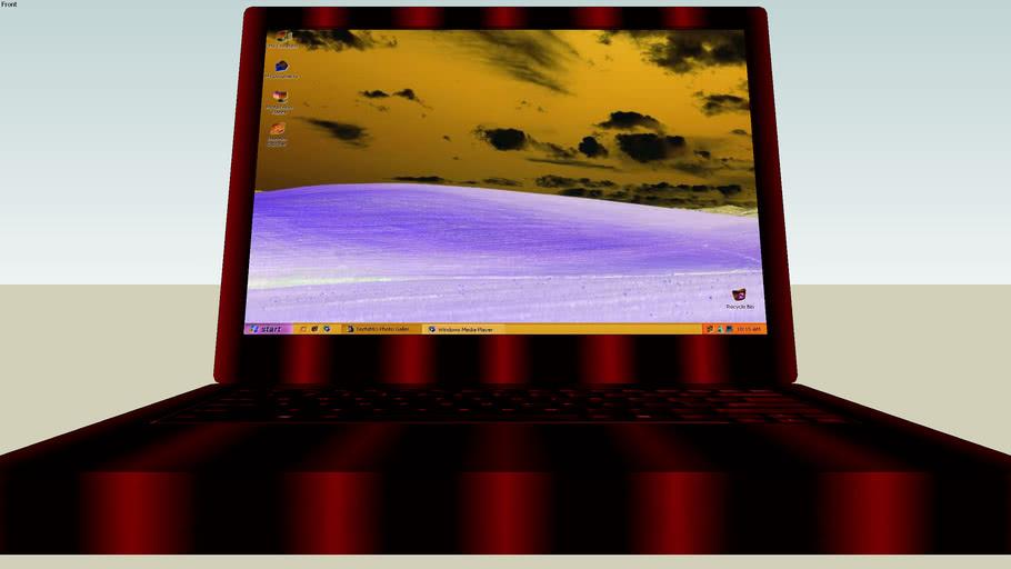 Microsoft Windows XP Invert