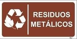 desechos metalicos