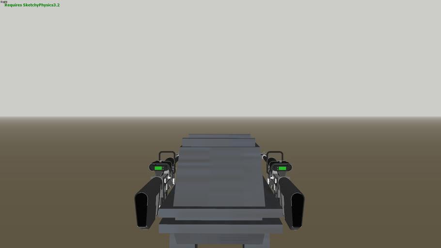 SketchyPysics Sniper Mouse