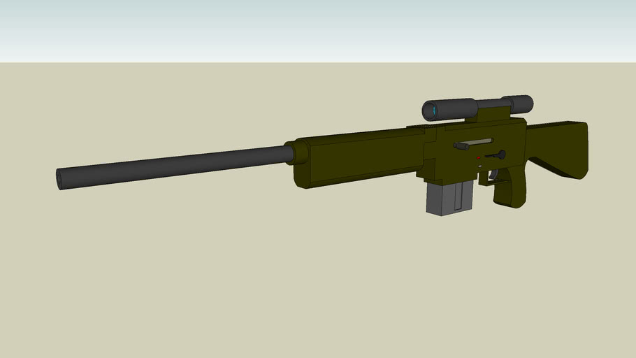 Sniper rifle (RATE IT)