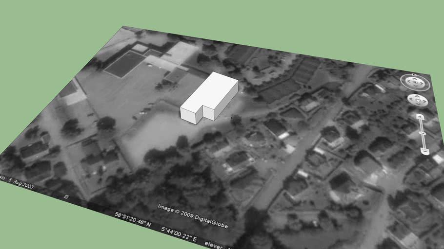 sentralsjukehuset i Sandnes
