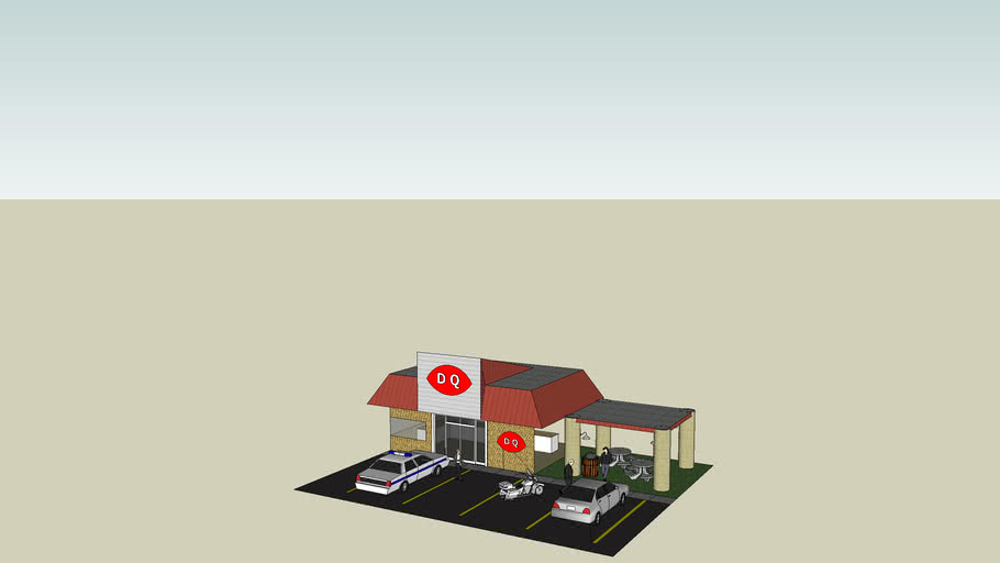 DHS CAD Dairy Queen