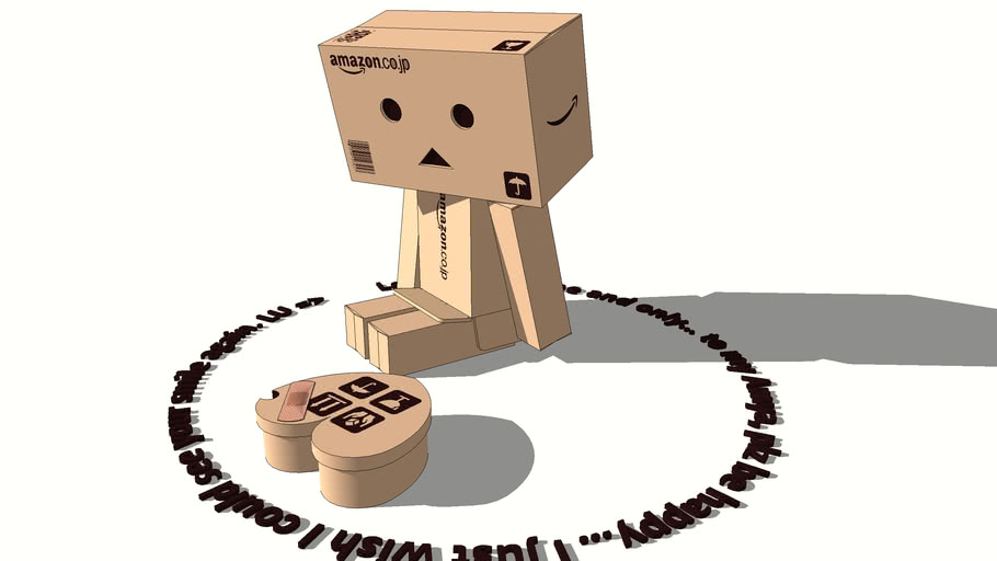 Amazon Robot Box