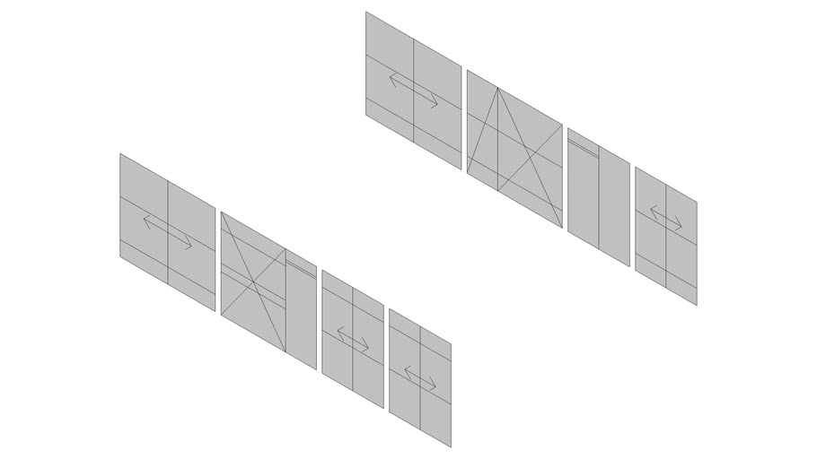 Elevations for Type C