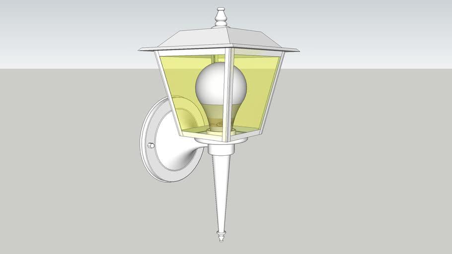 Exterior Lantern Sconce Light