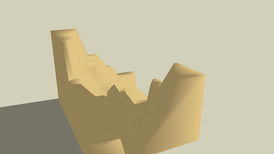 rivercity's desert terrain modified and improved