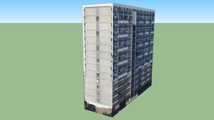 Building in Tower Hamlets, London E2 7QZ, UK