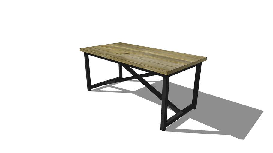 Tavolino Nativo art.175
