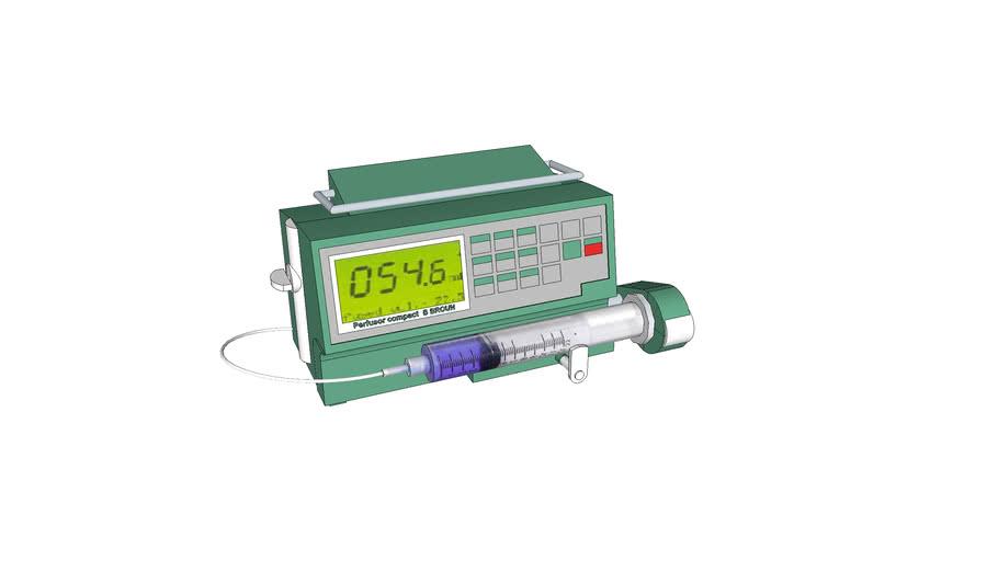 B I BRAUN Perfusor COMPACT