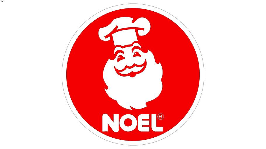 Logo Noel Logo Noel | 3D Warehouse