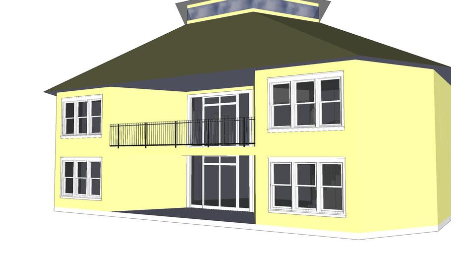 H15 - Hexagonal House