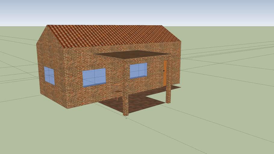Simple House ( Casa Simples )