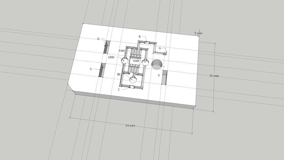 Vicor Housing Lid v7