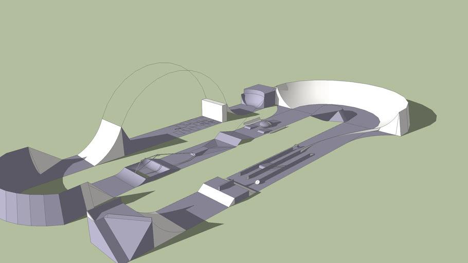 skatepark 3D