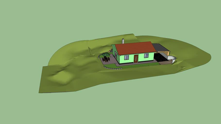 Rodiný dom Pšurnovice