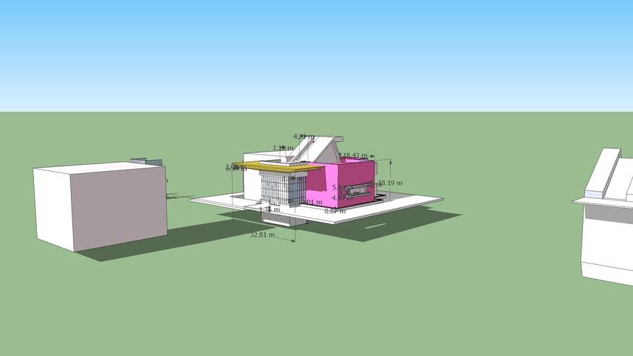 Taller de desarrollo para la propuesta de diseño cine uasd.