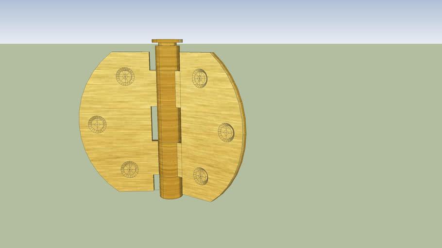Penture A Axe rotatif