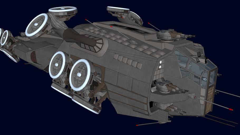 Hovercraft Novalis