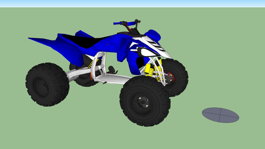 Yamaha YFZ 350 Part 2 of 2