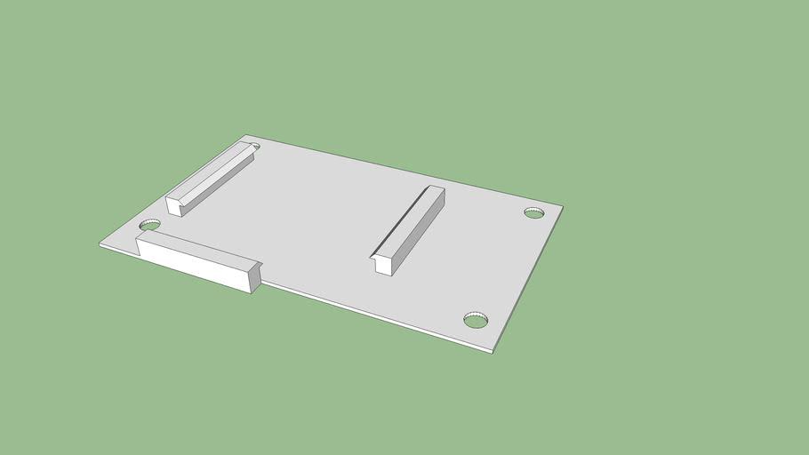 Boitier Support Arduino Méga
