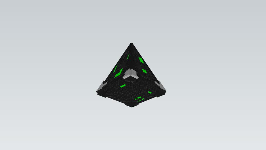 Borg pyramid