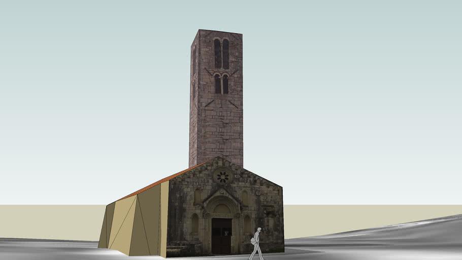 Chiesa romanica di Santa Vittoria