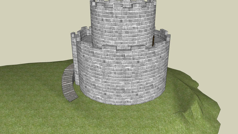 Village of Hommlet - Tower