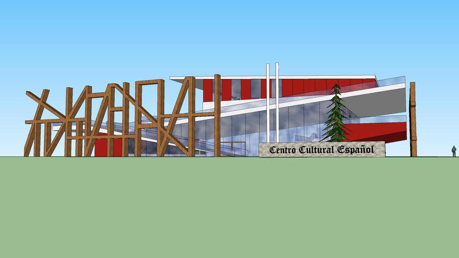 Centro Cultural Español RQ.