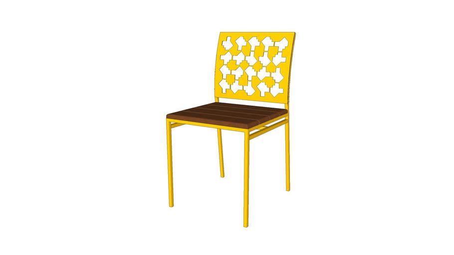 Cadeira Athos - Aeroporto - Danilo Vale