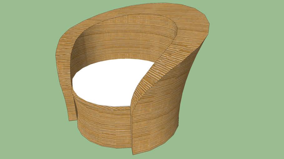 Bamboo Sofa (东南亚竹沙发)