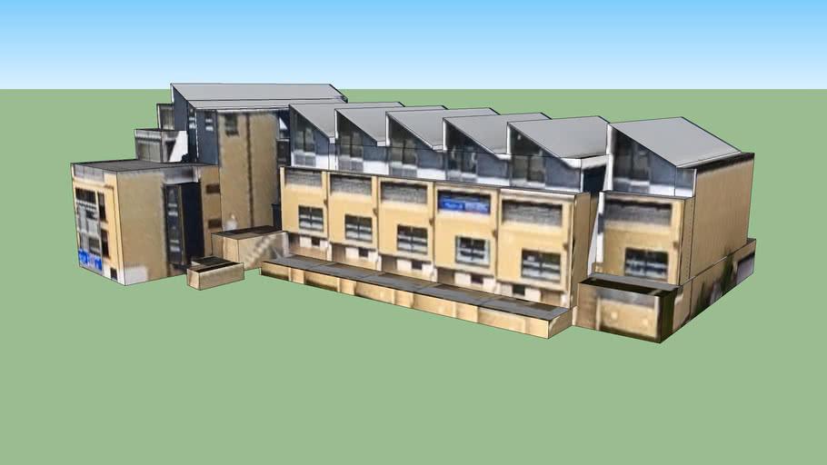 Bâtiment situé Edimbourg EH8 8ER, Royaume-Uni