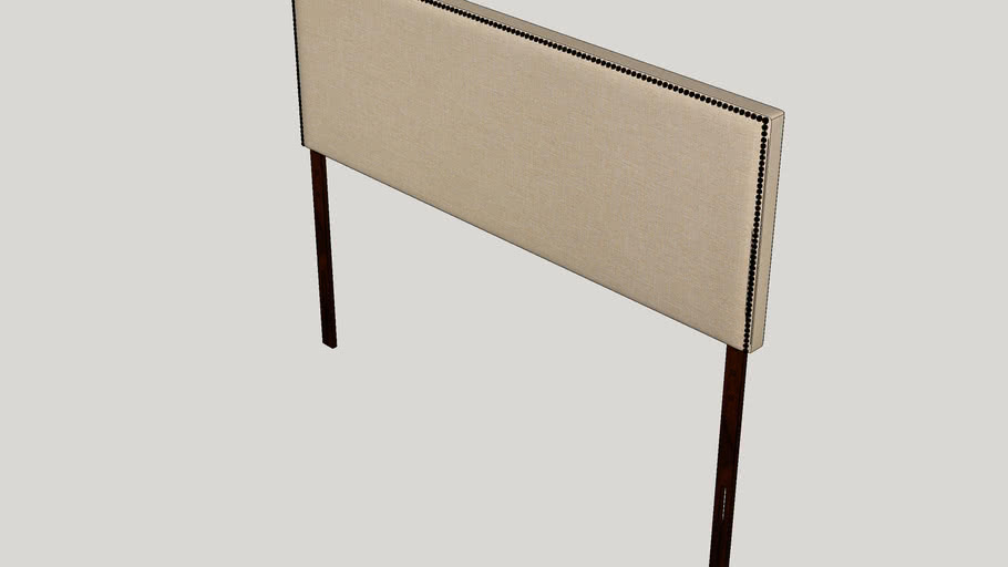 Angelique Upholstered Panel Headboard