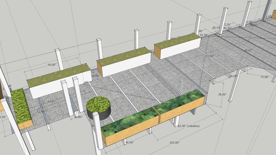 Deck Planters 1