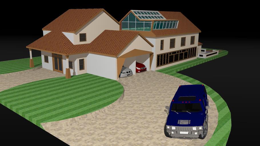 Big Family House