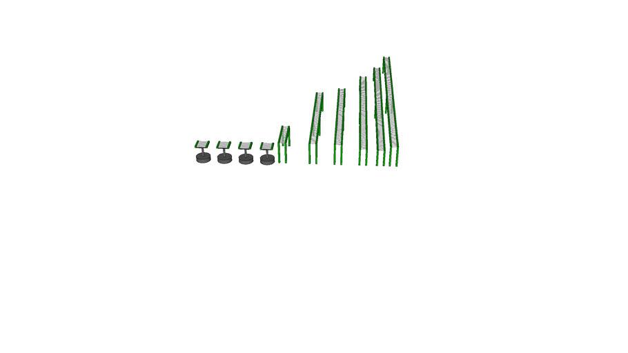 roller array