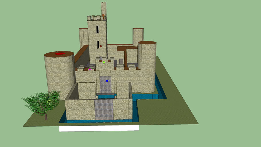 820's history project of castle FINAL