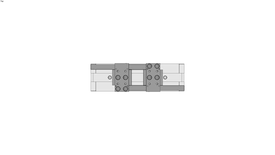 2-Jaw-Parallel Gripper with Roller Bearing