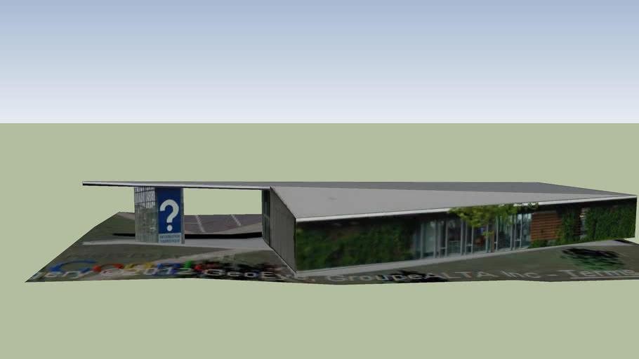 Bureau d'information touristique Sainte-Foy-Sillery