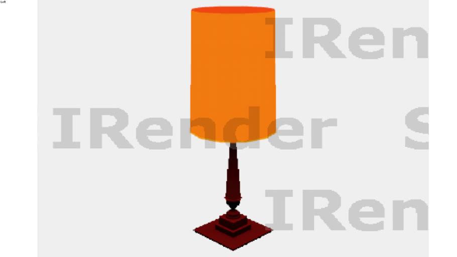 iRender Lamp Fixture