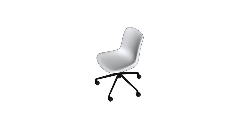 Every chair with new swivel base 爱沃椅新五星款
