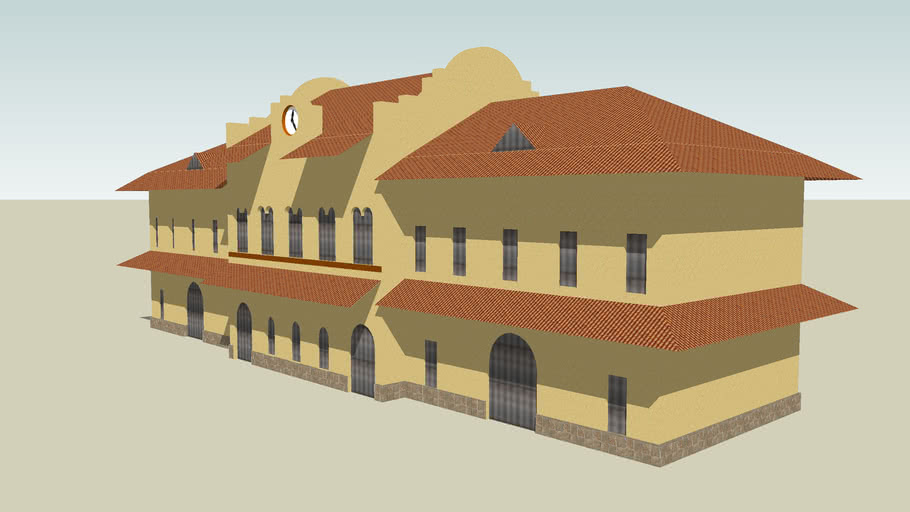 La Estacion de Ferrocariles (Under Construction)