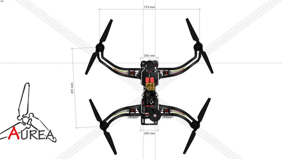 LeoWeick Drone Raf555mm REV3