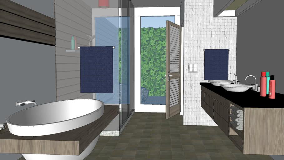 Small Luxury Bathroom Warehouse