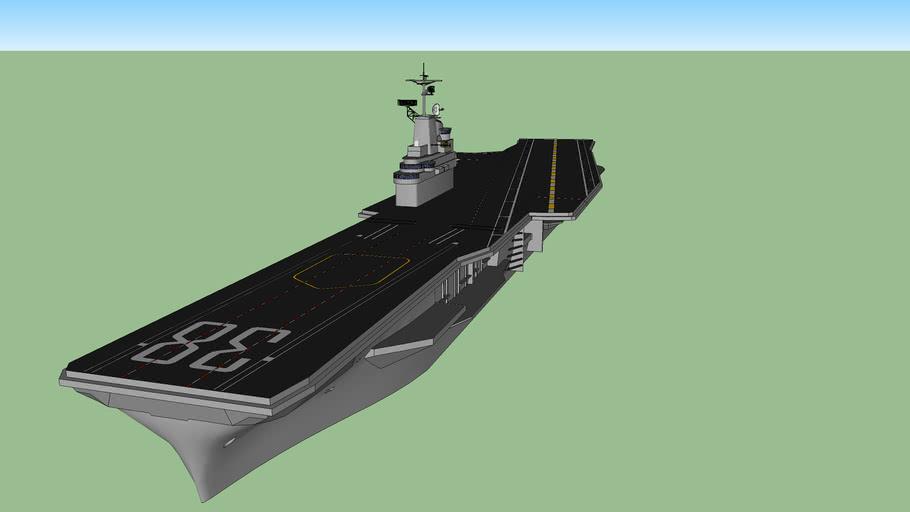 CV-38 USS Shangri-La